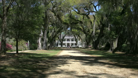 Louisiana-Rosedown-Plantation-House-Zoom-In