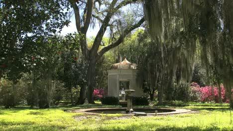 Louisiana-Rosedown-Plantation-Garden-House