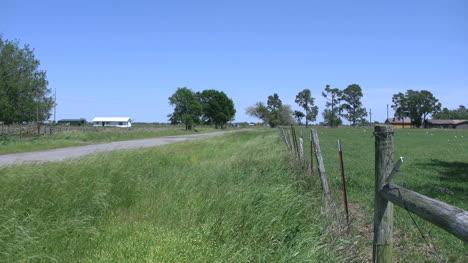 Louisiana-Fence-And-Road