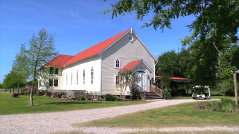 Louisiana-Restaurant-In-An-Old-Church