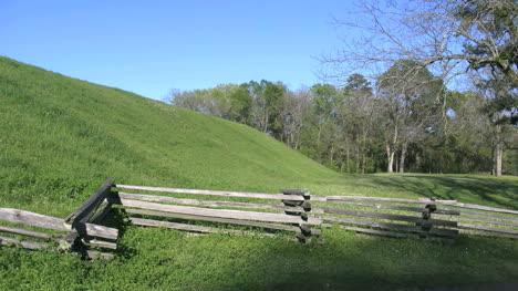 Mississippi-Emerald-Mound-And-Split-Rail-Fence