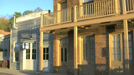 Mississippi-Natchez-Under-The-Hill-Brick-Buildings