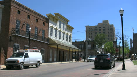 Mississippi-Vicksburg-Old-Town-Street-And-Buildings