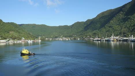 American-Samoa-Pago-Pago-Harbor-And-Tug
