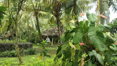 American-Samoa-Village-Hut