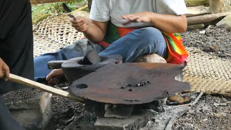 American-Samoa-Village-Roasting-Cacao