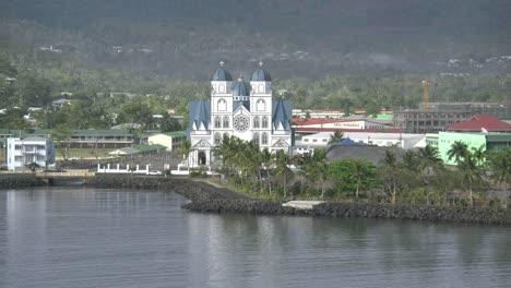 Apia-Samoa-Church
