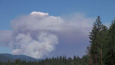 California-Billowing-Smoke-Time-Lapse