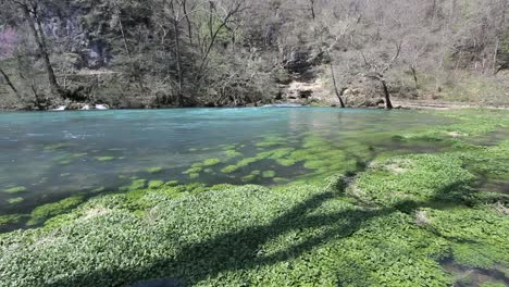 Missouri-Current-River-At-Big-Spring-With-Tree-Shadow