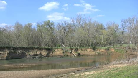 Missouri-Stream-And-Eroding-Bank