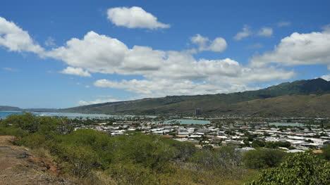 Oahu-Hawaii-Kai-Clouds-Above-Settlement