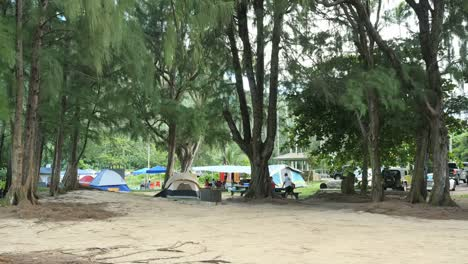 Oahu-Kahana-Bay-Campground