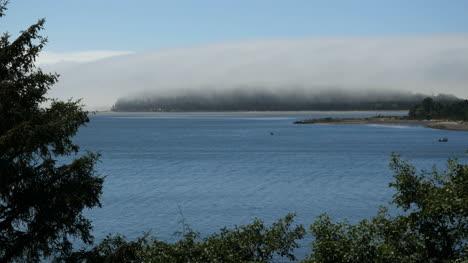 Oregon-Tillamook-Bay-Mist-Over-Island-Time-Lapse
