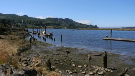 Oregon-Wheeler-On-Nehalem-Bay-Low-Tide