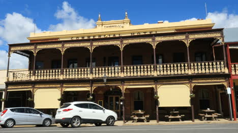 Australia-Beechworth-Hotel