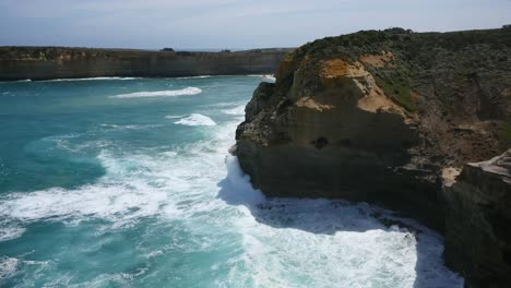 Australia-Great-Ocean-Road-Cliffs