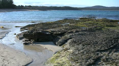Australia-Murramarang-Rocks-At-Low-Tide