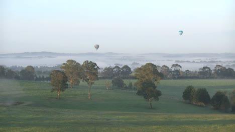 Australia-Yarra-Valley-Mañana-Cuatro-Globos-Acercar-Australia-Yarra-Valley-Morning-Cuatro-globos-Zoom-In