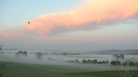 Australia-Yarra-Valley-Sunrise-Balloon