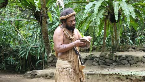 Hombre-Vanuatu-Frota-Shell
