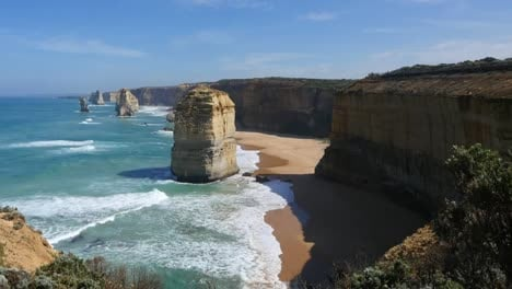 Australia-Great-Ocean-Road-12-Apostles-Aqua-Water-Pan