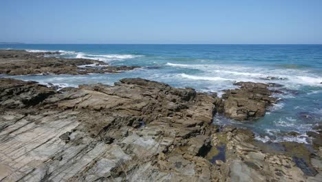 Australia-Great-Ocean-Road-Rocky-Outcrop-Detail