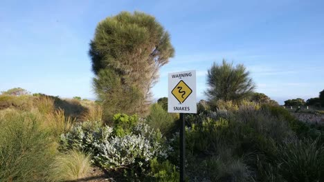Australia-Great-Ocean-Road-Snake-Sign