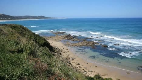 Australia-Great-Ocean-Road-Waves-And-Shallows