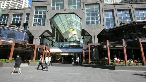 Australia-Melbourne-South-Gate-Entry