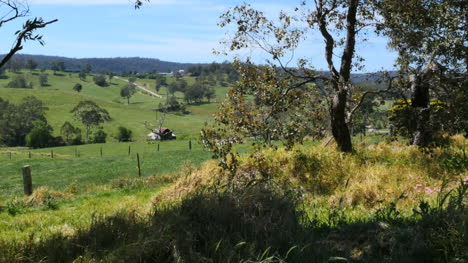 Australia-Mumbulla-View-Of-Farm-Pan