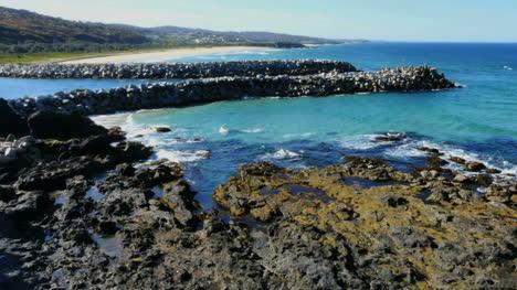 Australia-Jetty-And-Rocks-At-Narooma-Pan