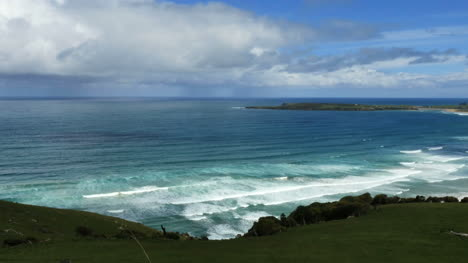 New-Zealand-Catlins-View-From-Florence-Hill