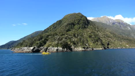 New-Zealand-Milford-Sound-Pilot-Boat