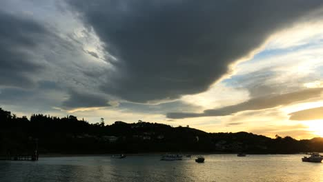 New-Zealand-Moeraki-Dark-Cloud-Over-Bay