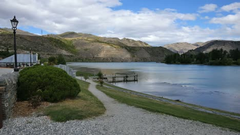 New-Zealand-Lake-Dunstan-At-Old-Cromwell-Town