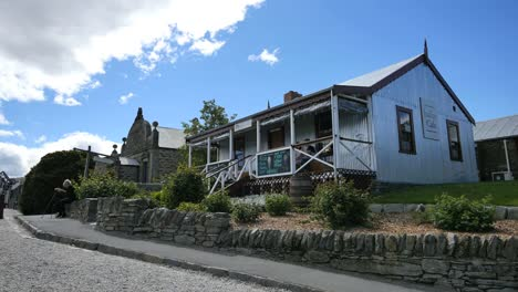 New-Zealand-Old-Cromwell-Town-Caf-