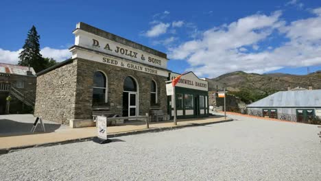 New-Zealand-Old-Cromwell-Town-Shops