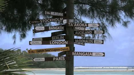 Rarotongo-Zeichen-Von-Orten-Auf-Der-Ganzen-Welt