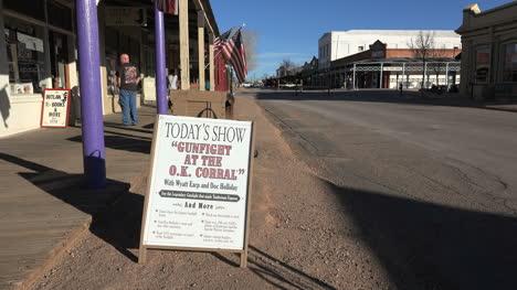 Arizona-Tombstone-Gunfight-Sign
