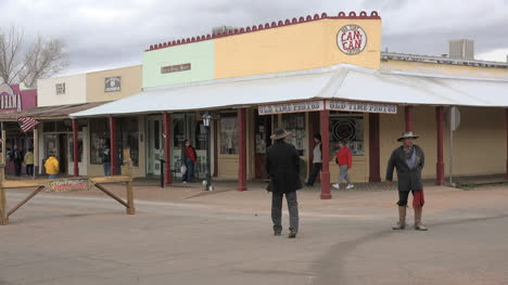 Arizona-Tombstone-Men-In-Street