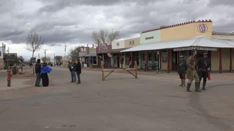 Arizona-Tombstone-Men-Staged-Gunfighters