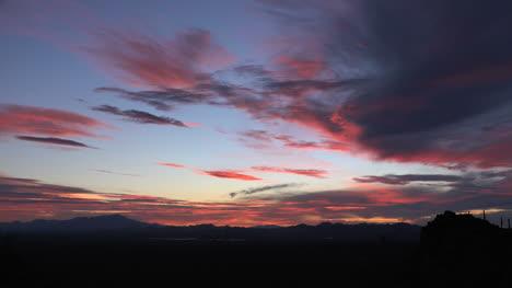 Arizona-Wide-View-Of-Sunset
