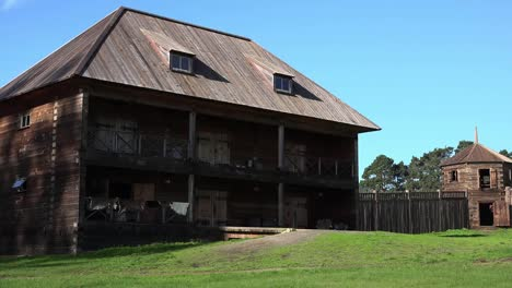 California-Fort-Ross-The-Old-Magasin-Or-Warehouse