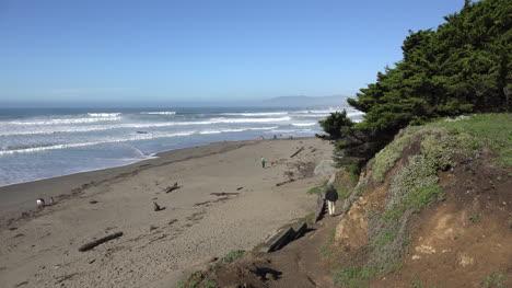 California-Beach-Near-Salmon-Creek-Sound