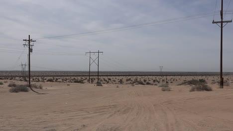 California-View-Toward-Border-Fence-Zoom-And-Tilt