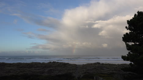 Oregon-Coast-Rainbow-And-Dramatic-Cloud-Sound