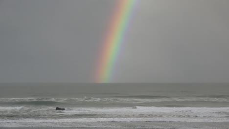Oregon-Coast-Rainbow-And-Sea-Zoom-Out-Sound