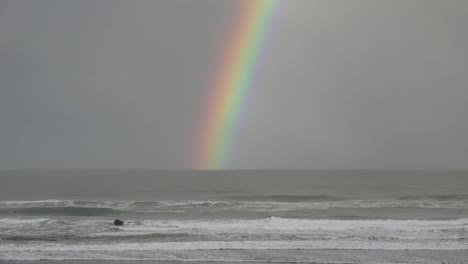 Oregon-Coast-Rainbow-Closer-View-And-Sea-Sound