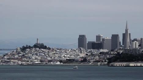 California-San-Francisco-View-Of-City-Pan