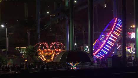 California-Amusement-Park-Colored-Lights